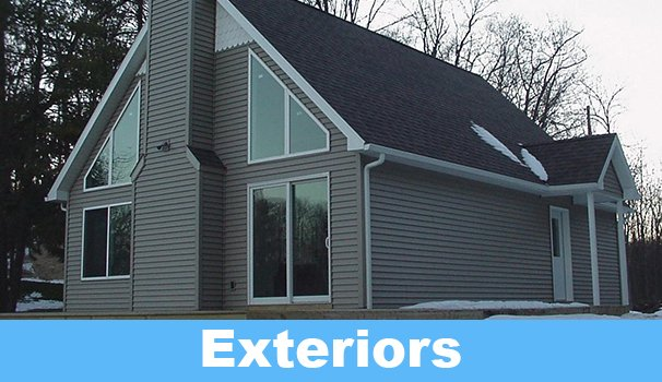 Siding, Windows, Doors, Seamless Gutters and More